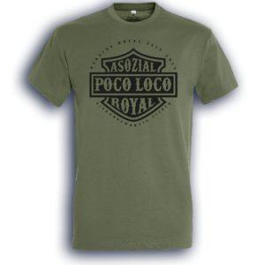 t-shirt-asozial-royal-khaki-herren