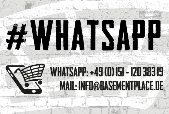 Basementplace_WhatsApp_Kontakt