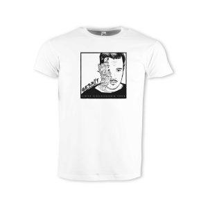 T-Shirt-weiss-Gerrit-hinter-verschlossenen-tueren