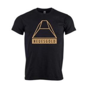 T-shirt-neues-gold-logo-gold