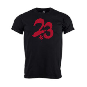 T-Shirt-black-AK-23-23-red