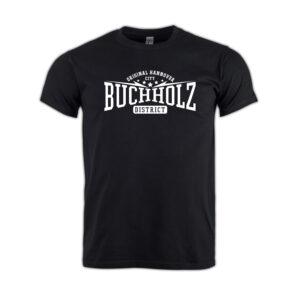 T-Shirt-black-hoodwear-Buchholz-district