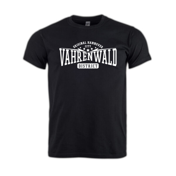 T-Shirt-black-hoodwear-vahrenwald-district
