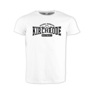 T-Shirt-white-hoodwear-Kirchrode-district