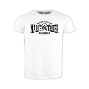 T-Shirt-white-hoodwear-Marienwerder-district
