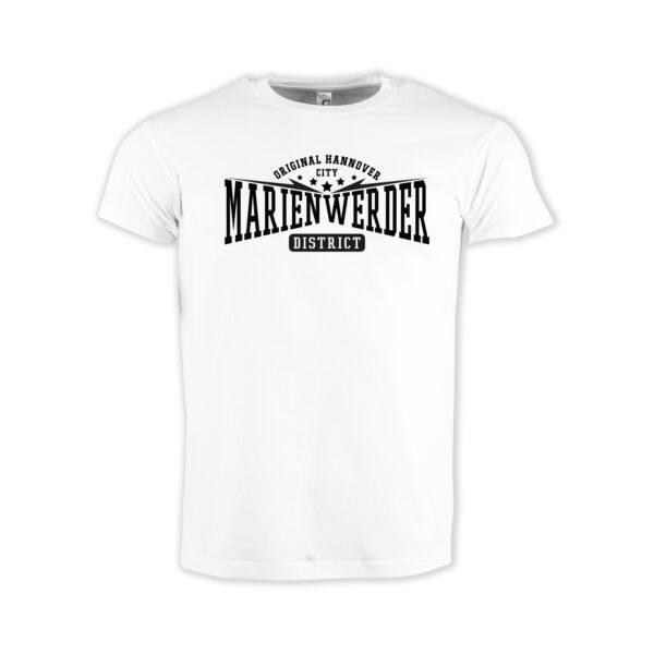 T-Shirt-white-hoodwear-Marienwerder-district
